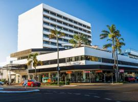 The Benson Hotel, hotel in Cairns