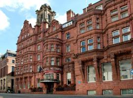 The Met Hotel Leeds, hotel in Leeds