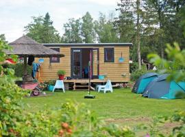 Camping Het Vossenhol, accommodation in Ermelo