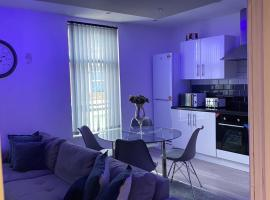Ali's holiday apartments F3, apartment in Blackpool