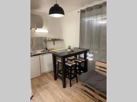 Charmant petit studio au coeur de figeac, apartment in Figeac