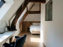 Hotel Riga, hotel near Antwerp Zoo, Antwerp