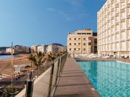 Hotel Cristina by Tigotan Las Palmas, hotel en Las Palmas de Gran Canaria