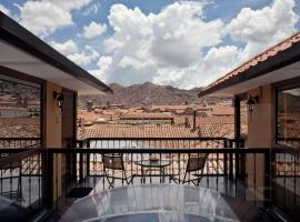 Tierra Viva Cusco Plaza, hotel in Cusco