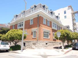 Jackson Court, B&B in San Francisco