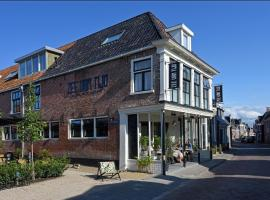 Zee van Tijd Holwerd, hotel in Holwerd
