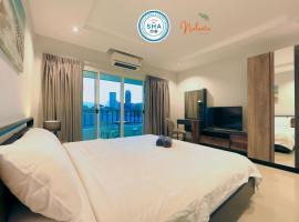Nalanta Hotel Pattaya, hotel i Pattaya Central