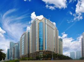 Guangzhou Victoria Hotel, hotel in Tian He, Guangzhou