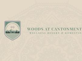 Woods At Cantonment (Homestay), pet-friendly hotel in Darjeeling