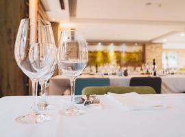Wine Hotel Cesarica, hotel in Međugorje