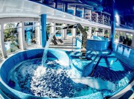 Tristan Hotel & SPA – hotel w Kątach Rybackich
