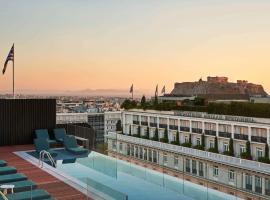 Athens Capital Center Hotel - MGallery Collection, hotel ad Atene, Kolonaki
