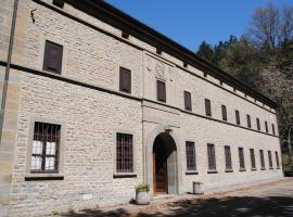 Oasi San Francesco - Casa per Ferie, hotel in Chiusi della Verna