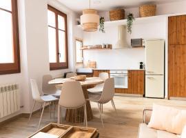Apartamento mediterraneo, nuevo y acogedor de Eva, apartment in Sant Feliu de Guíxols