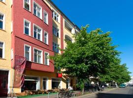 Hotel & Apartments Zarenhof Berlin Friedrichshain, hotel in Friedrichshain, Berlin