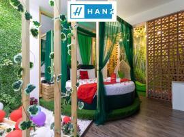 HANZ Quang Trung Hotel, hotel near Tan Son Nhat International Airport - SGN,