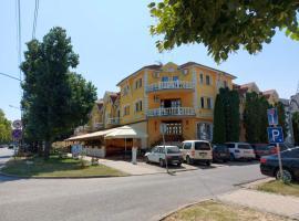 Hotel Korona***és Étterem, Hotel in Hajdúszoboszló