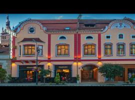 Hotel Bulevard Sighisoara, hotel in Sighişoara