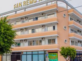 San Remo Hotel, отель в Ларнаке