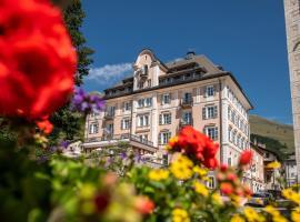 Hotel Engiadina, hotel a Zuoz