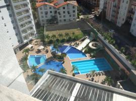 Hot Park Veredas Rio Quente Flat 928, apartment in Rio Quente
