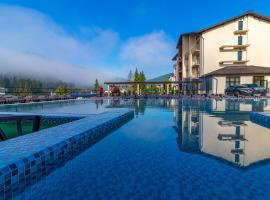Gold Palace, hotel in Bukovel
