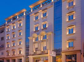Airotel Stratos Vassilikos Hotel, accessible hotel in Athens