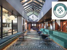 Amora Hotel Riverwalk, hotel in Melbourne