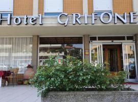 Grifone Hotel Ristorante, hotel a Perugia