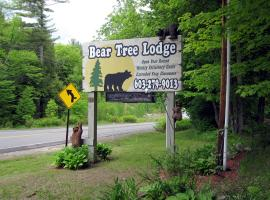 Bear Tree Lodge, hotel in Meredith