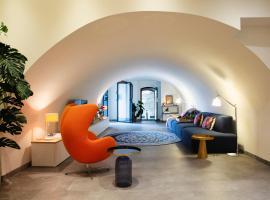 LOFT 188 Luxury Apartment Hotel, budget hotel in Utrecht
