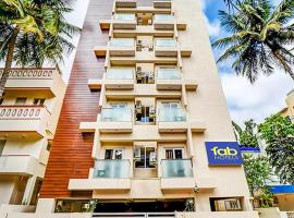 FabHotel BSR Inn - Fully Vaccinated Staff, hotel en Bangalore