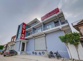 OYO 81776 Ct Hotel And Restaurant, hotel en Ghaziabad