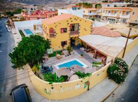Los Amigos Hostel Tenerife, hotel in zona Aeroporto di Tenerife Sur - TFS,