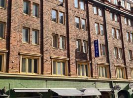 Hotel Midpoint Helsinki, hotel en Helsinki