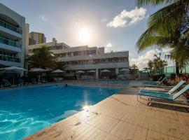 Flat beira mar em Ponta Negra, hotel in Natal