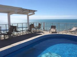 Pousada do Toby, hotel in Canoa Quebrada