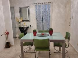 Dominican House, hotel with parking in Higuey
