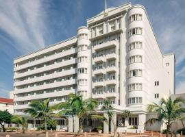 The Edward, hotel near Wilson's Wharf, Durban