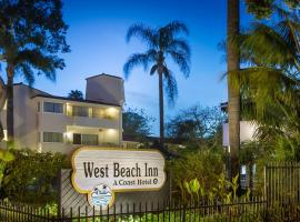 West Beach Inn, a Coast Hotel, inn in Santa Barbara