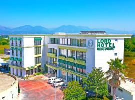 LORD Hotel, hotel near Tirana International Airport Mother Teresa - TIA,