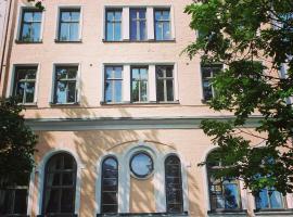 Ersta Hotell & Konferens, hotel in Södermalm, Stockholm