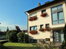 Ferienwohnung Haus Staffelbergblick, apartment in Bad Staffelstein