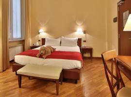 Best Western Hotel Metropoli, hotell i Genua