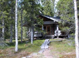 Lakeshore Cottage, hotelli Rukalla