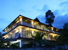 BT Mansion, inn in Lamai