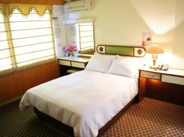 名世大飯店,台南的飯店