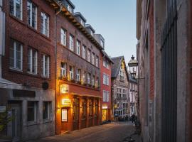 Haus am Hühnerdieb, homestay in Aachen