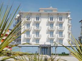 Hotel Monaco, hotel v Caorle