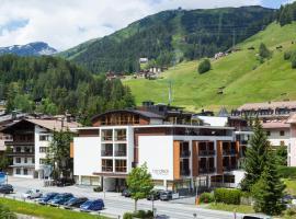 Hotel Rundeck, hotel in Sankt Anton am Arlberg